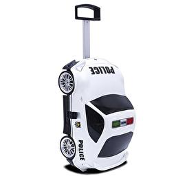 Детский чемодан-машинка Ridaz Toyota 86 Police (91005W-POLICE)
