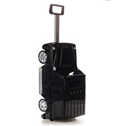 Детский чемодан на колесиках Ridaz Mercedes-Benz G-Class черный 91009W-BLACK