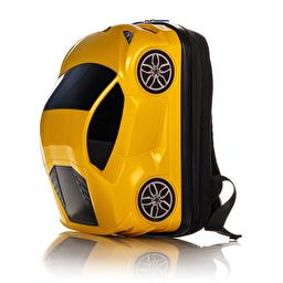 Детский рюкзак-машинка Ridaz Lamborghini Желтый (91101W-YELLOW)