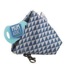 Защитный футляр для пустышки Beaba blue