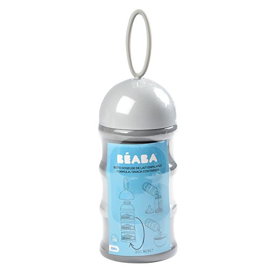 Контейнер для сыпучих смесей Beaba - серый - lebebe-boutique - 2