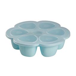 Силиконовый многопорционный контейнер Beaba 150 ml blue