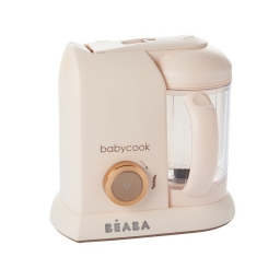 Пароварка-блендер Beaba Babycook Limited Edition pink