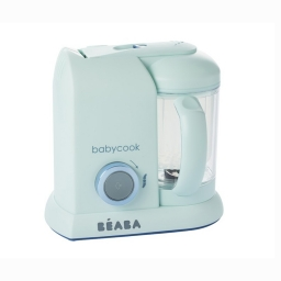 Пароварка-блендер Beaba Babycook Limited Edition aquamarine
