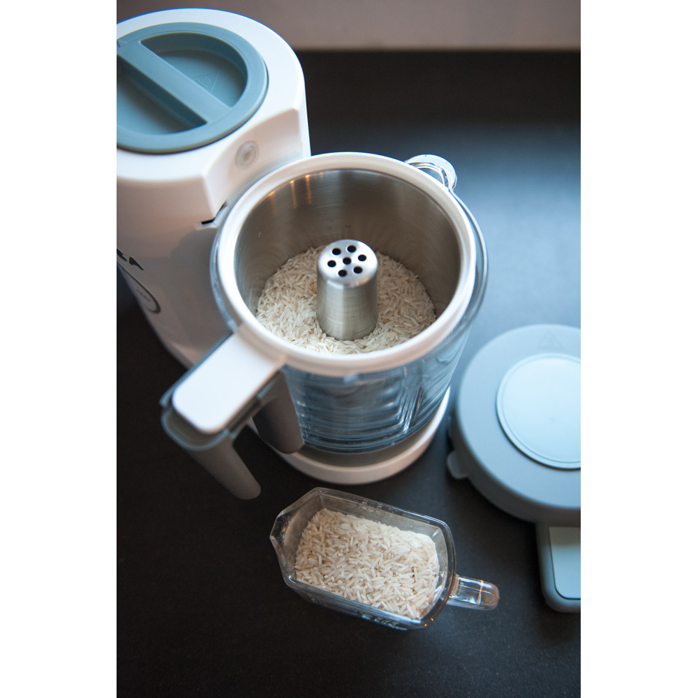 Контейнер для варки круп Beaba Pasta-rice cooker Neo - lebebe-boutique - 2