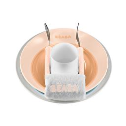 Набор посуды Beaba nude