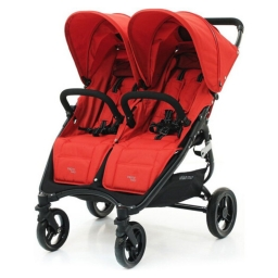 Дитяча коляска прогулянкова Valco baby Snap Duo Fire Red