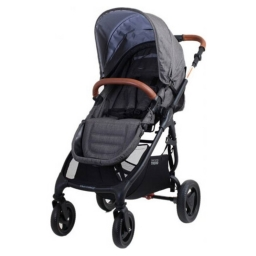 Дитяча коляска прогулянкова Valco baby Snap 4 Ultra Trend Charcoal