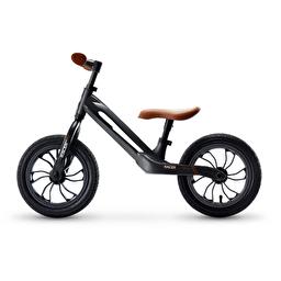 Біговел дитячий Qplay RACER із надувними колесами Black brown