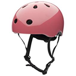 Велосипедный шлем Coconut Trybike (цвет розовый, 44–51 см)