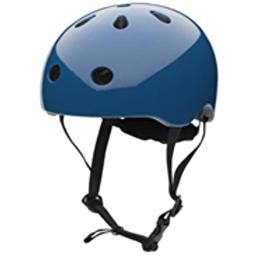 Велосипедный шлем Coconut Trybike (цвет синий, 47–53 см)