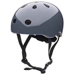 Велосипедный шлем Coconut Trybike (цвет серый, 47–53 см)