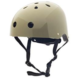 Велосипедный шлем Coconut Trybike (цвет оливковый, 44–51 см)