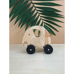 Деревянная игрушка-каталка Слоник SABO Concept