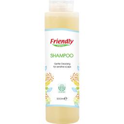 Органический шампунь Friendly Оrganic для чувствительной кожи 500 мл