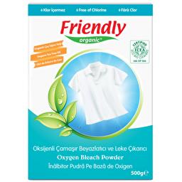 Органический сухой кислородный порошок-пятновыводитель Friendly Organic 500гр