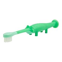 Дитяча зубна щітка Крокодил