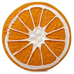 Игрушка для купания и прорезыватель для зубов Клементин, натуральный каучук, Oli&Carol™ Испания
