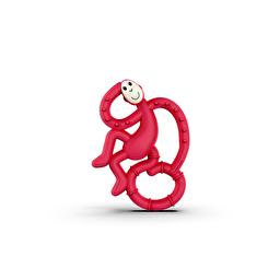 Игрушка-грызун Маленькая танцующая Мартышка 10 см, красный Matchstick Monkey