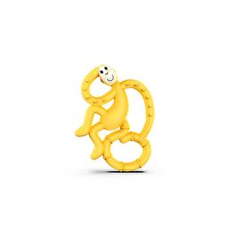 Игрушка-грызун Маленькая танцующая Мартышка 10 см, желтый Matchstick Monkey