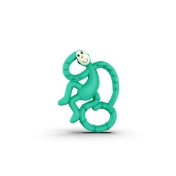 Игрушка-грызун Маленькая танцующая Мартышка 10 см,зеленый Matchstick Monkey