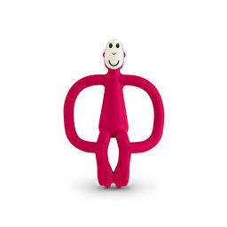 Іграшка-гризун Мавпочка 10,5 см,червоний, Urban Baby