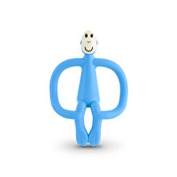 Іграшка-гризун Мавпочка 10,5 см,блакитний, Urban Baby
