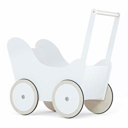 Коляска для игрушек / Белый SABO Concept