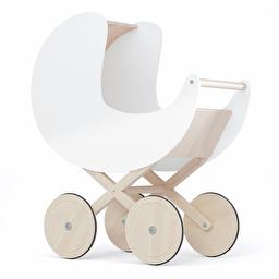 Коляска для кукол / Белый SABO Concept