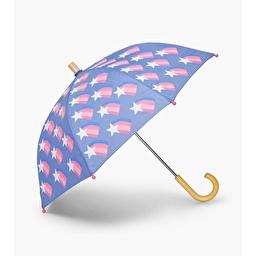 Детский зонт Hatley фиолетовый S21SSK021