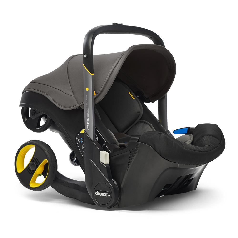 Автокресло Doona Infant Car Seat - Grey Hound - lebebe-boutique - 2