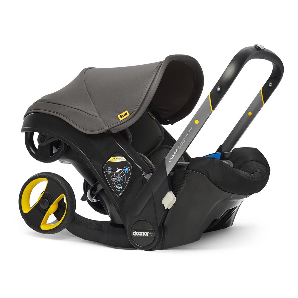 Автокресло Doona Infant Car Seat - Grey Hound - lebebe-boutique - 3