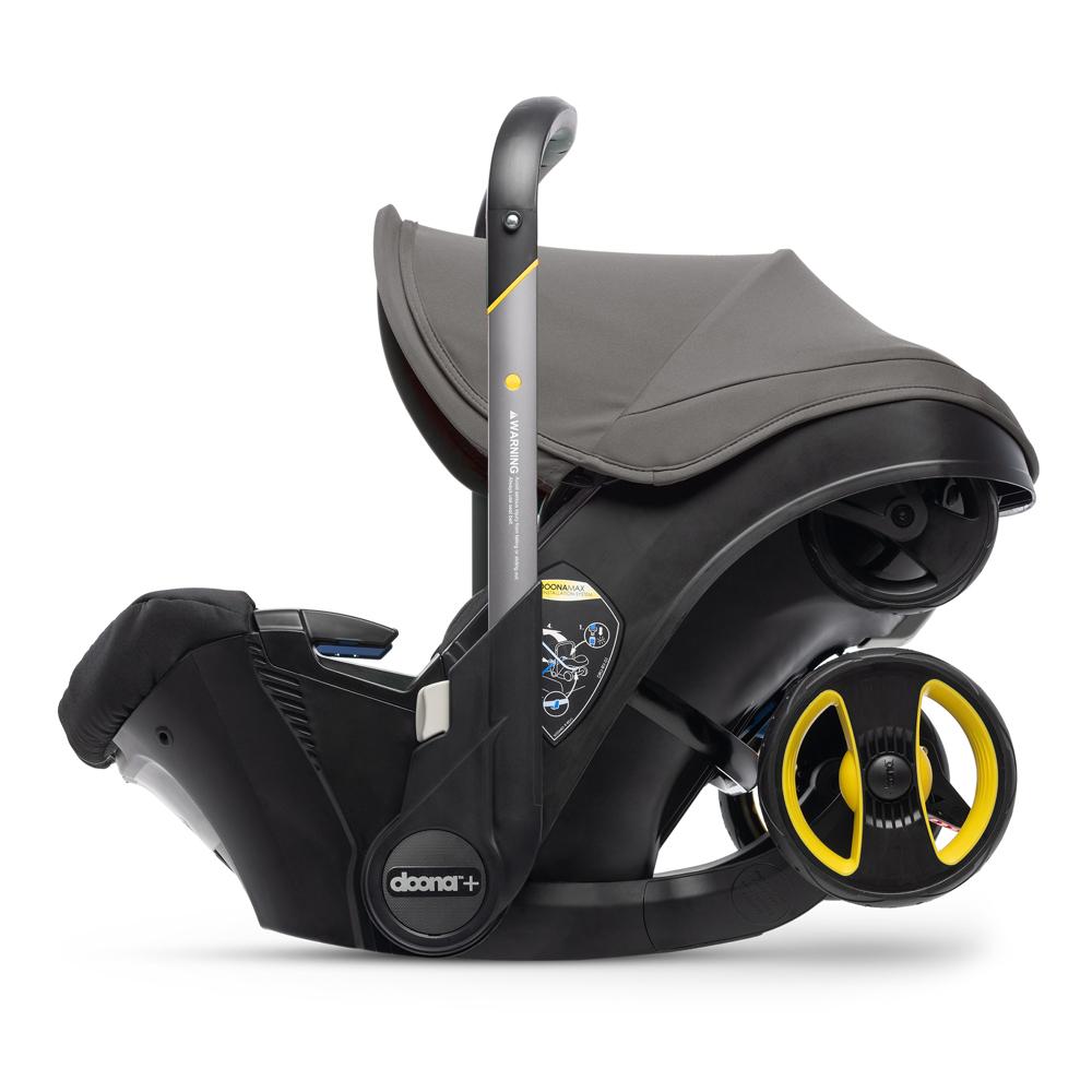 Автокресло Doona Infant Car Seat - Grey Hound - lebebe-boutique - 4