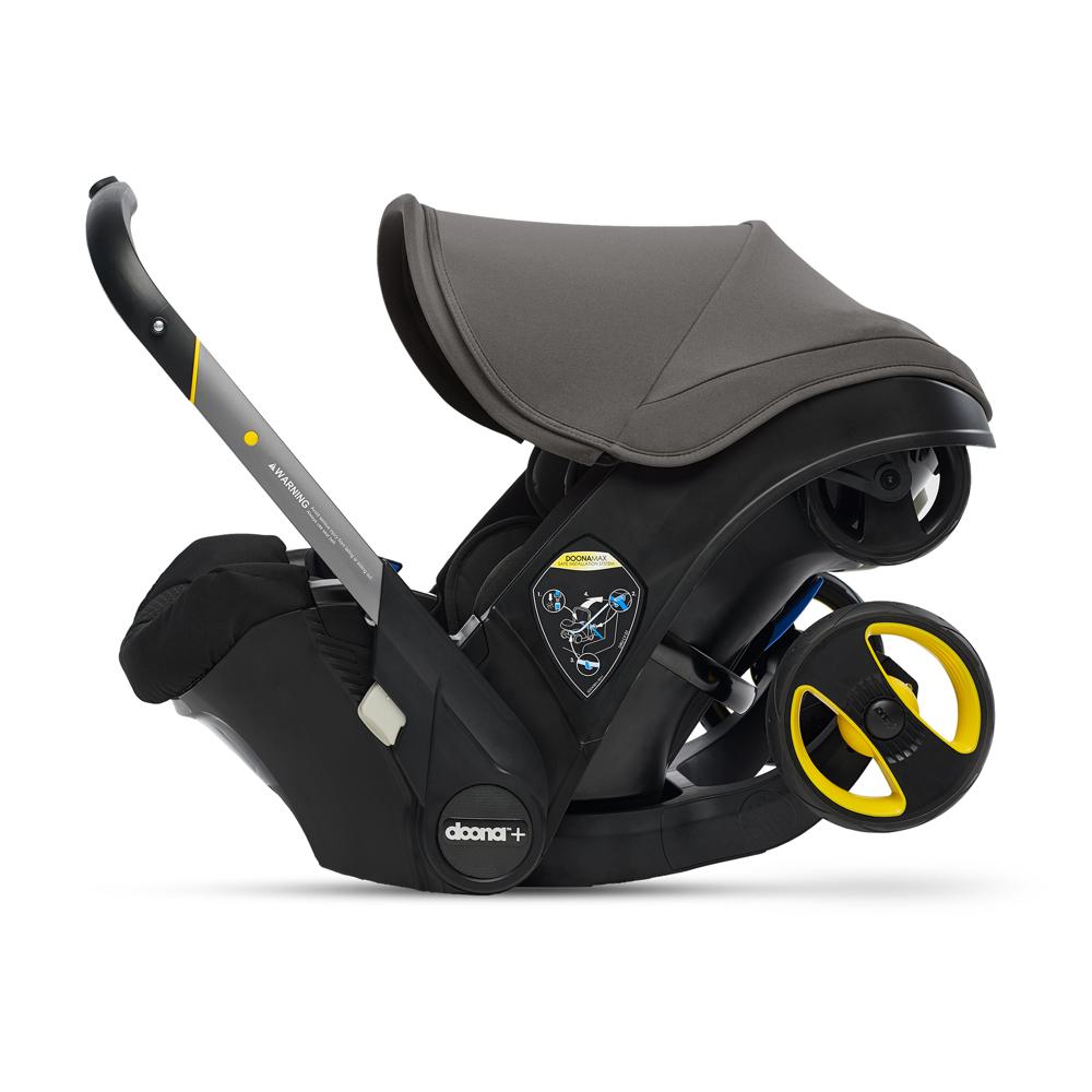 Автокресло Doona Infant Car Seat - Grey Hound - lebebe-boutique - 5