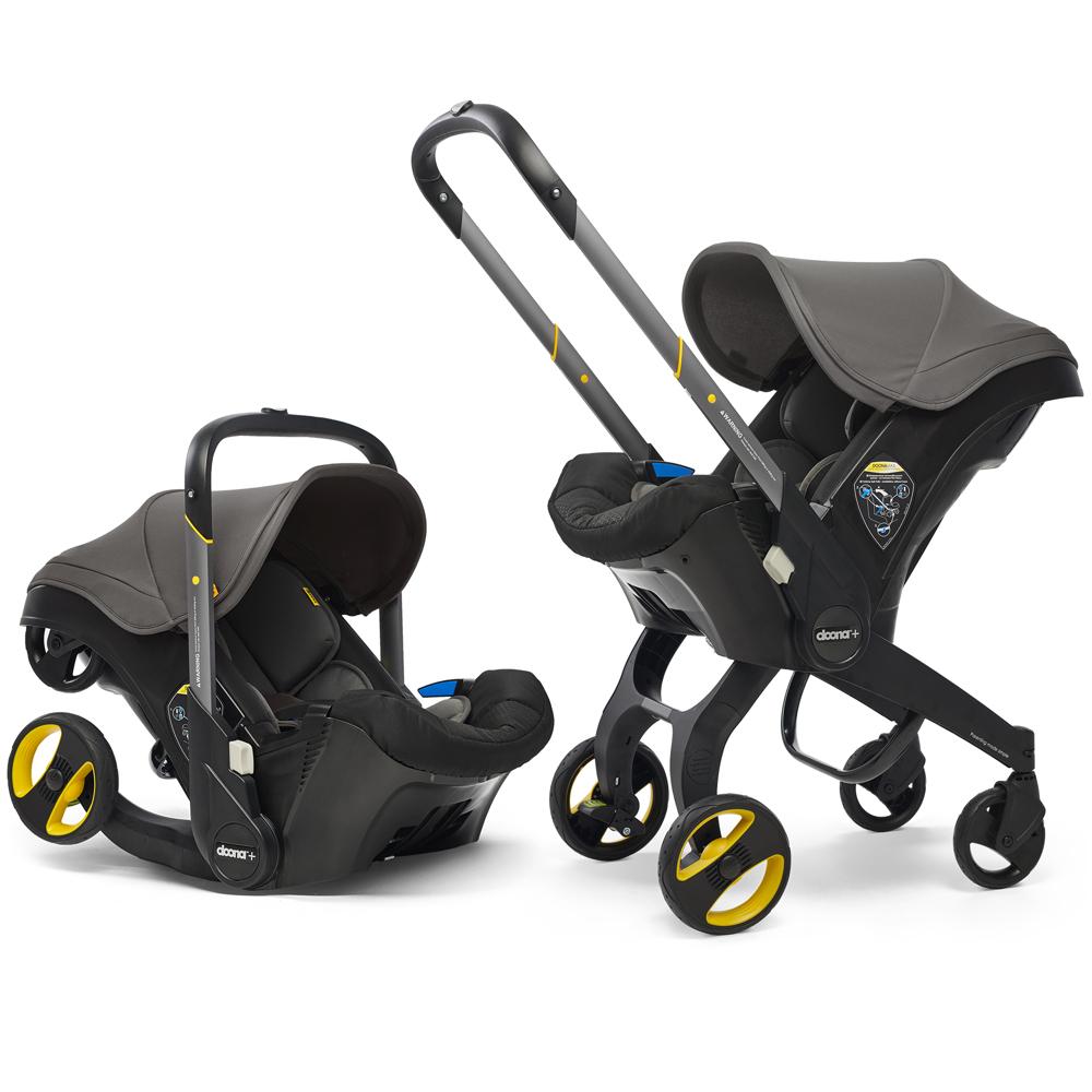 Автокресло Doona Infant Car Seat - Grey Hound - lebebe-boutique - 6