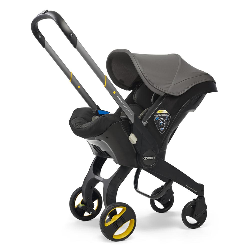 Автокресло Doona Infant Car Seat - Grey Hound