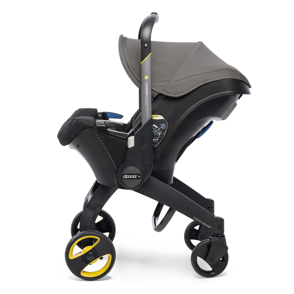 Автокресло Doona Infant Car Seat - Grey Hound - lebebe-boutique - 8