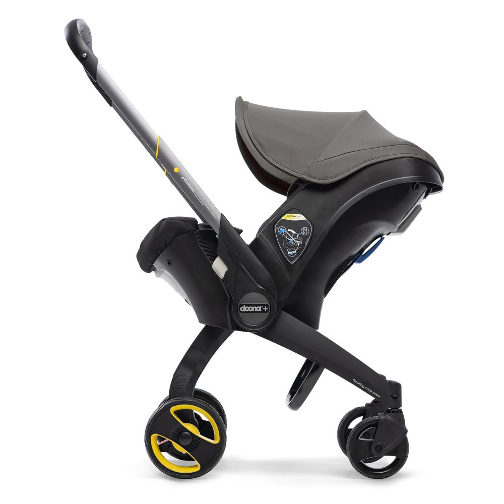 Автокресло Doona Infant Car Seat - Grey Hound - lebebe-boutique - 9