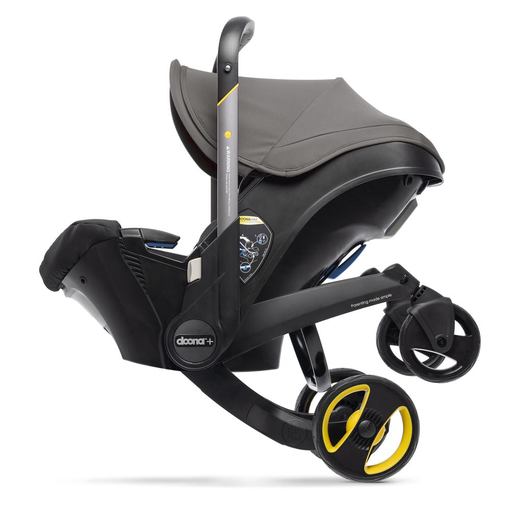 Автокресло Doona Infant Car Seat - Grey Hound - lebebe-boutique - 10