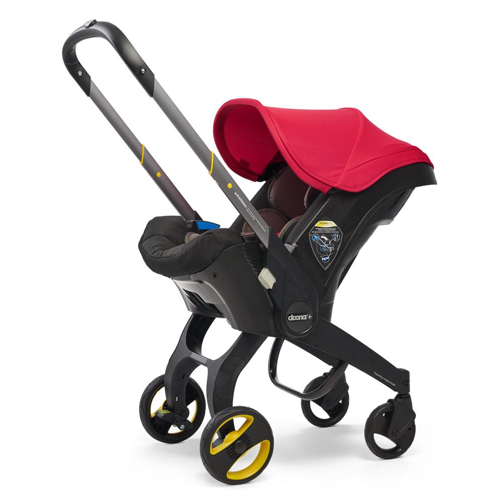 Автокресло Doona Infant Car Seat - Flame Red