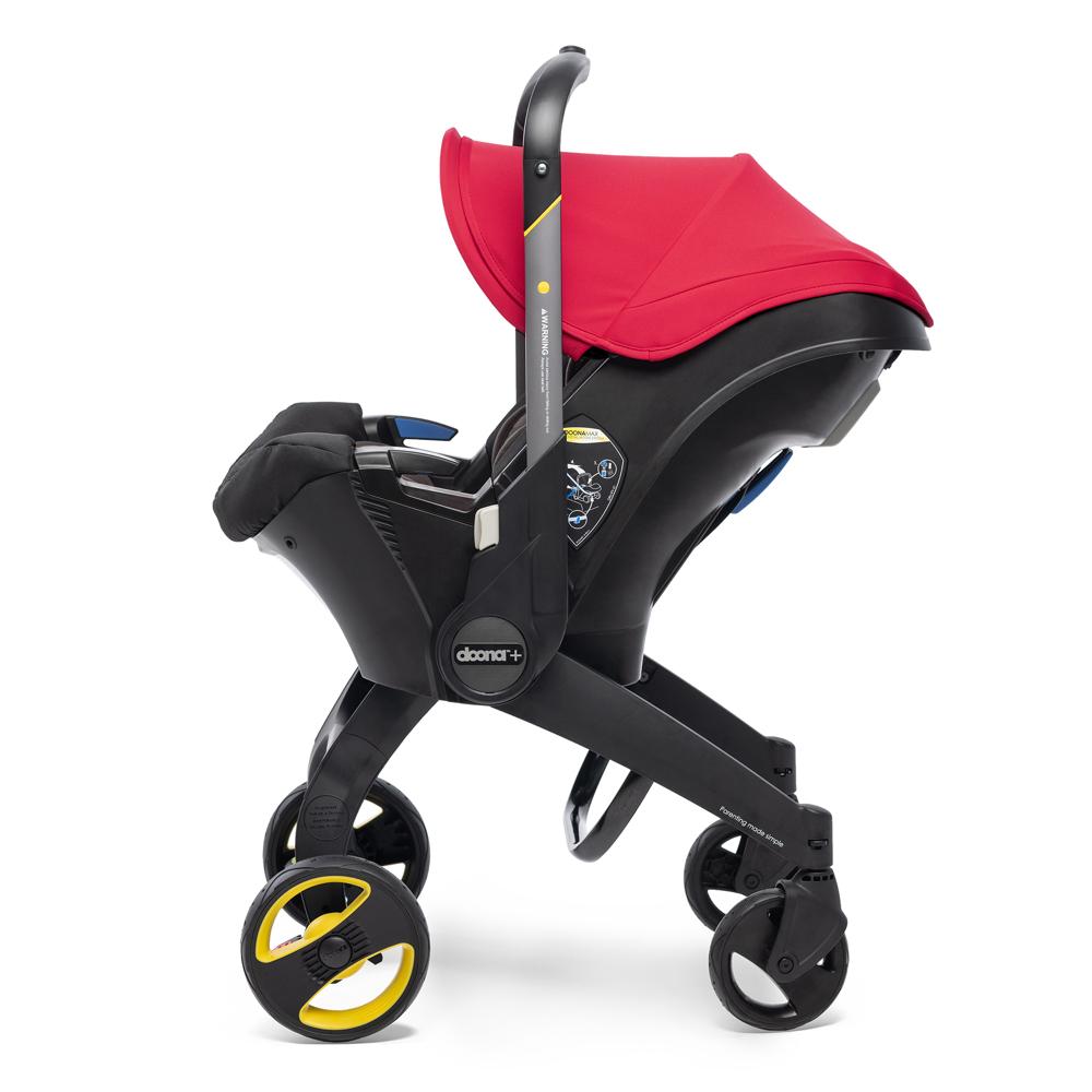 Автокресло Doona Infant Car Seat - Flame Red - lebebe-boutique - 8