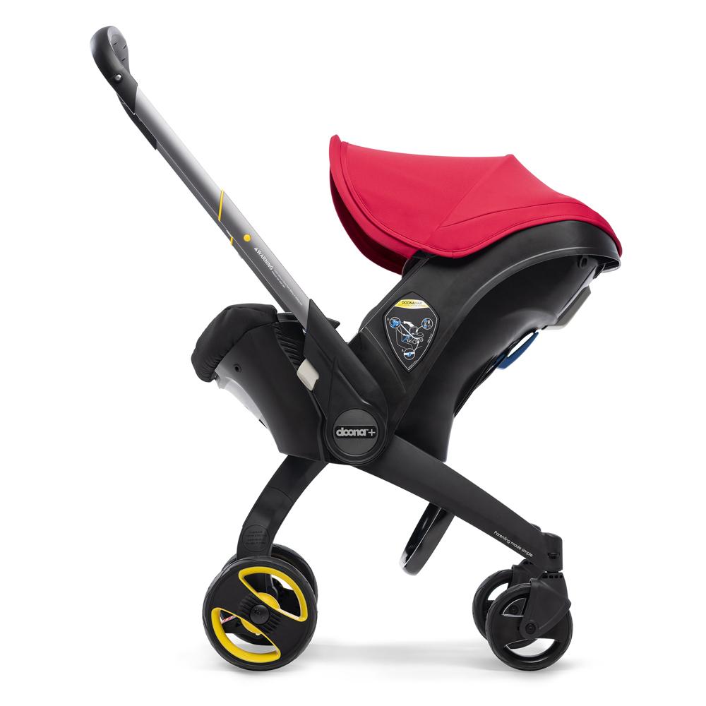 Автокресло Doona Infant Car Seat - Flame Red - lebebe-boutique - 9