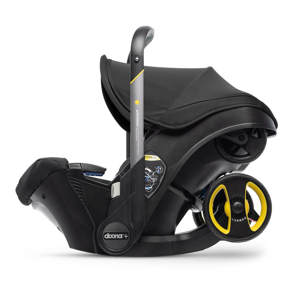 Автокресло Doona Infant Car Seat - Nitro Black - lebebe-boutique - 4