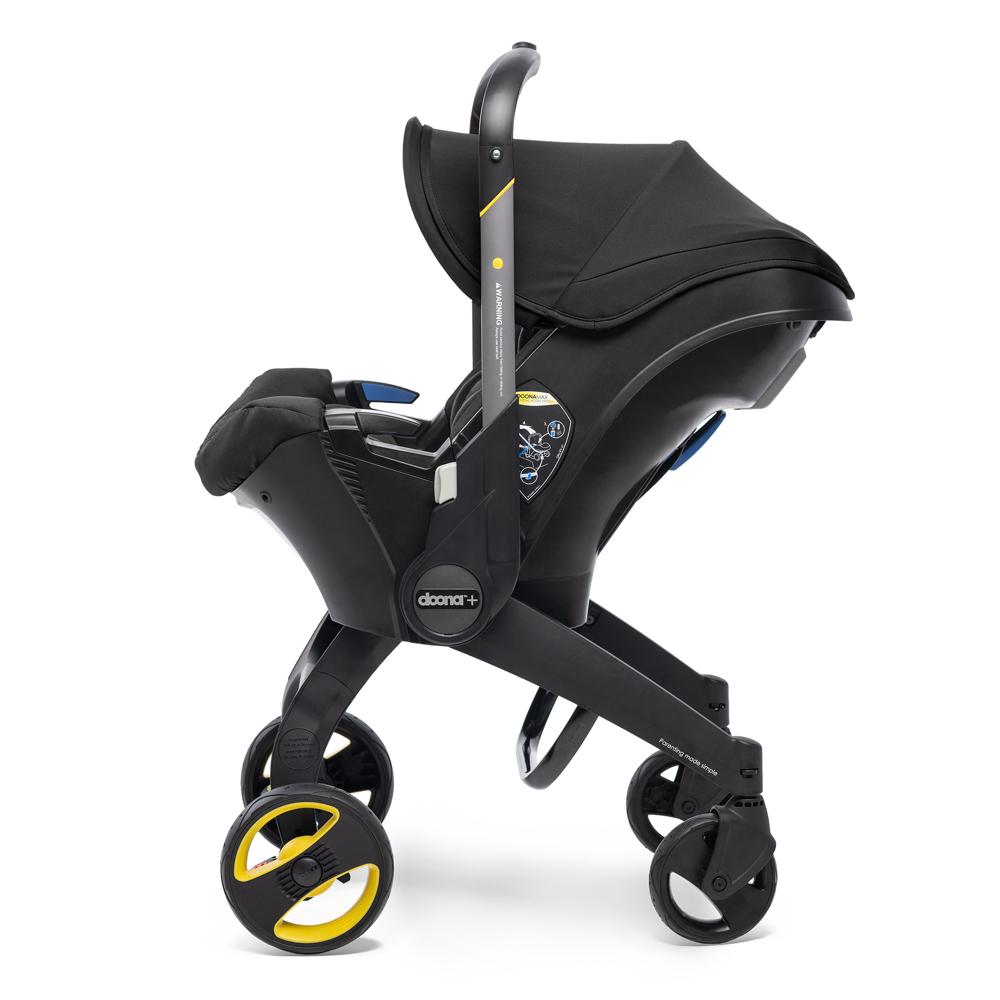 Автокресло Doona Infant Car Seat - Nitro Black - lebebe-boutique - 8