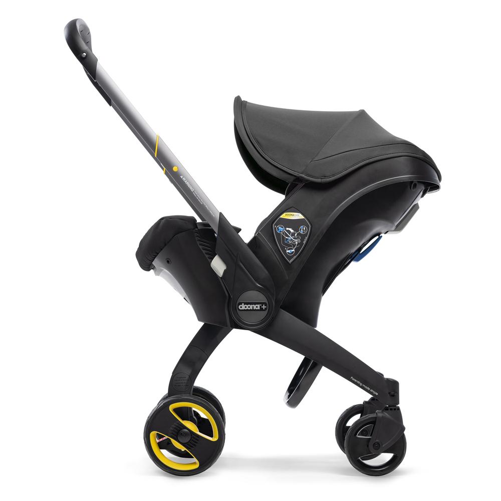 Автокресло Doona Infant Car Seat - Nitro Black - lebebe-boutique - 9