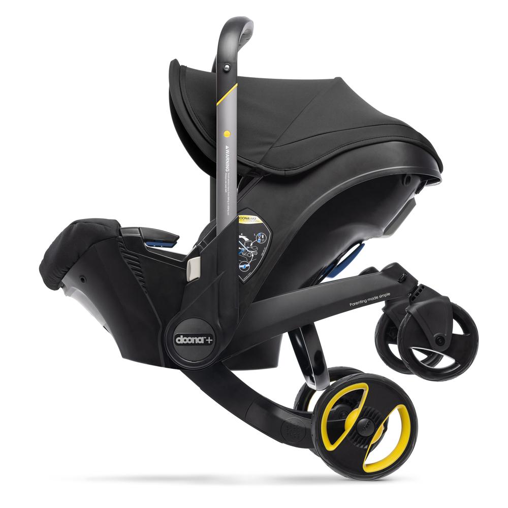 Автокресло Doona Infant Car Seat - Nitro Black - lebebe-boutique - 10