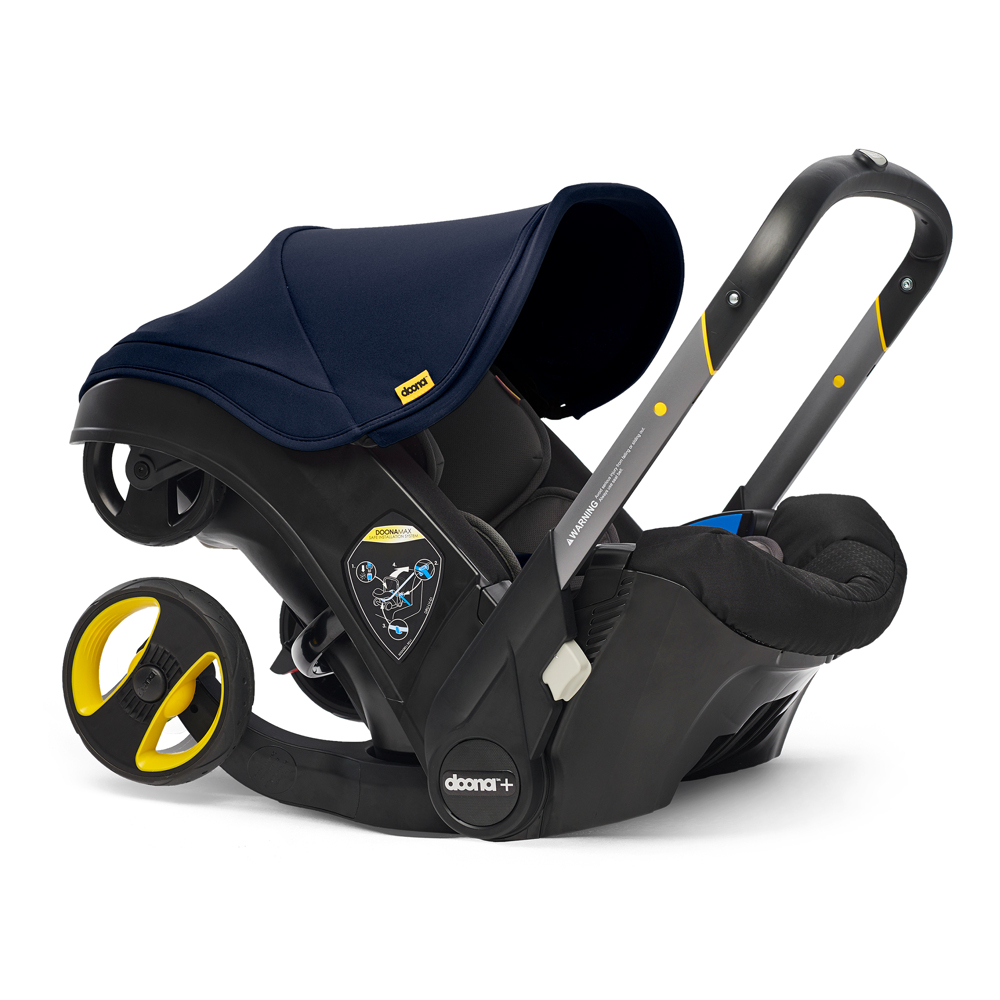 Автокресло Doona Infant Car Seat - Royal blue - lebebe-boutique - 2