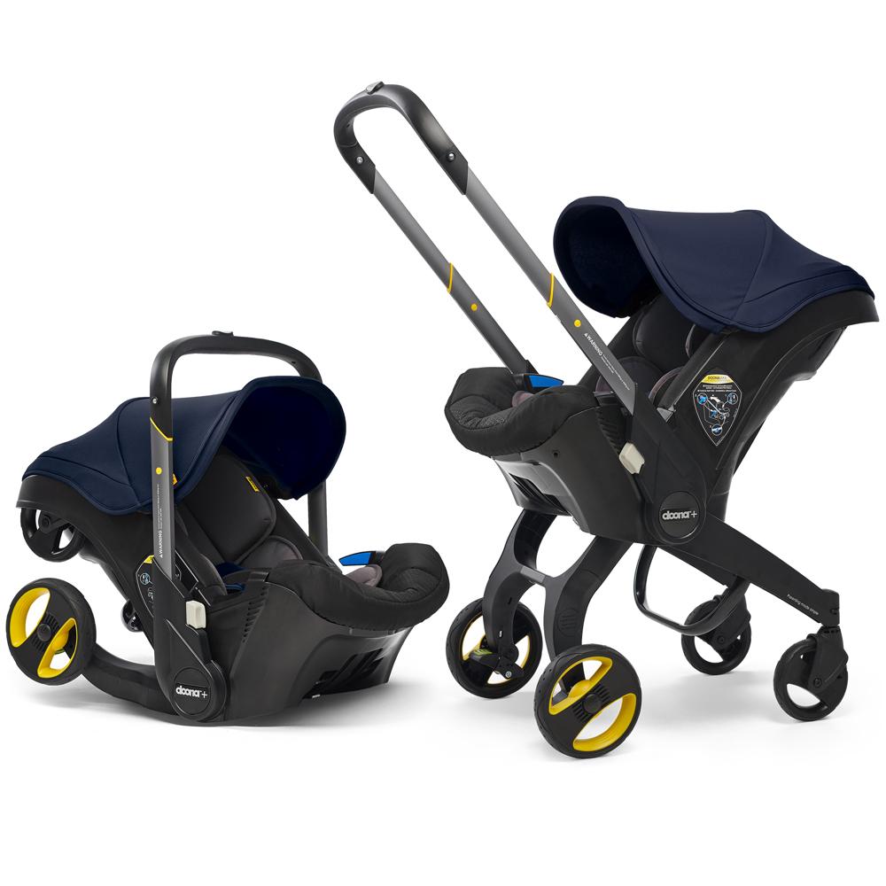 Автокресло Doona Infant Car Seat - Royal blue - lebebe-boutique - 6