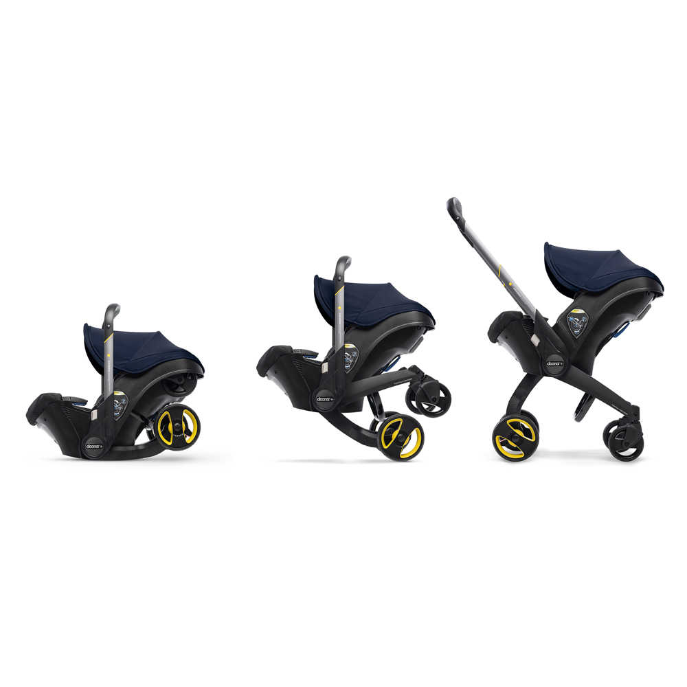 Автокресло Doona Infant Car Seat - Royal blue - lebebe-boutique - 7