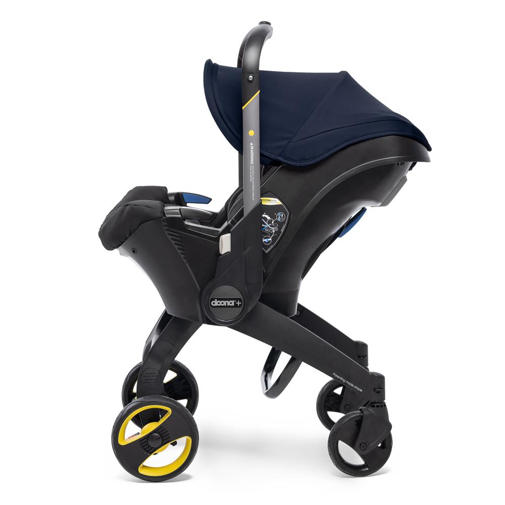 Автокресло Doona Infant Car Seat - Royal blue - lebebe-boutique - 9